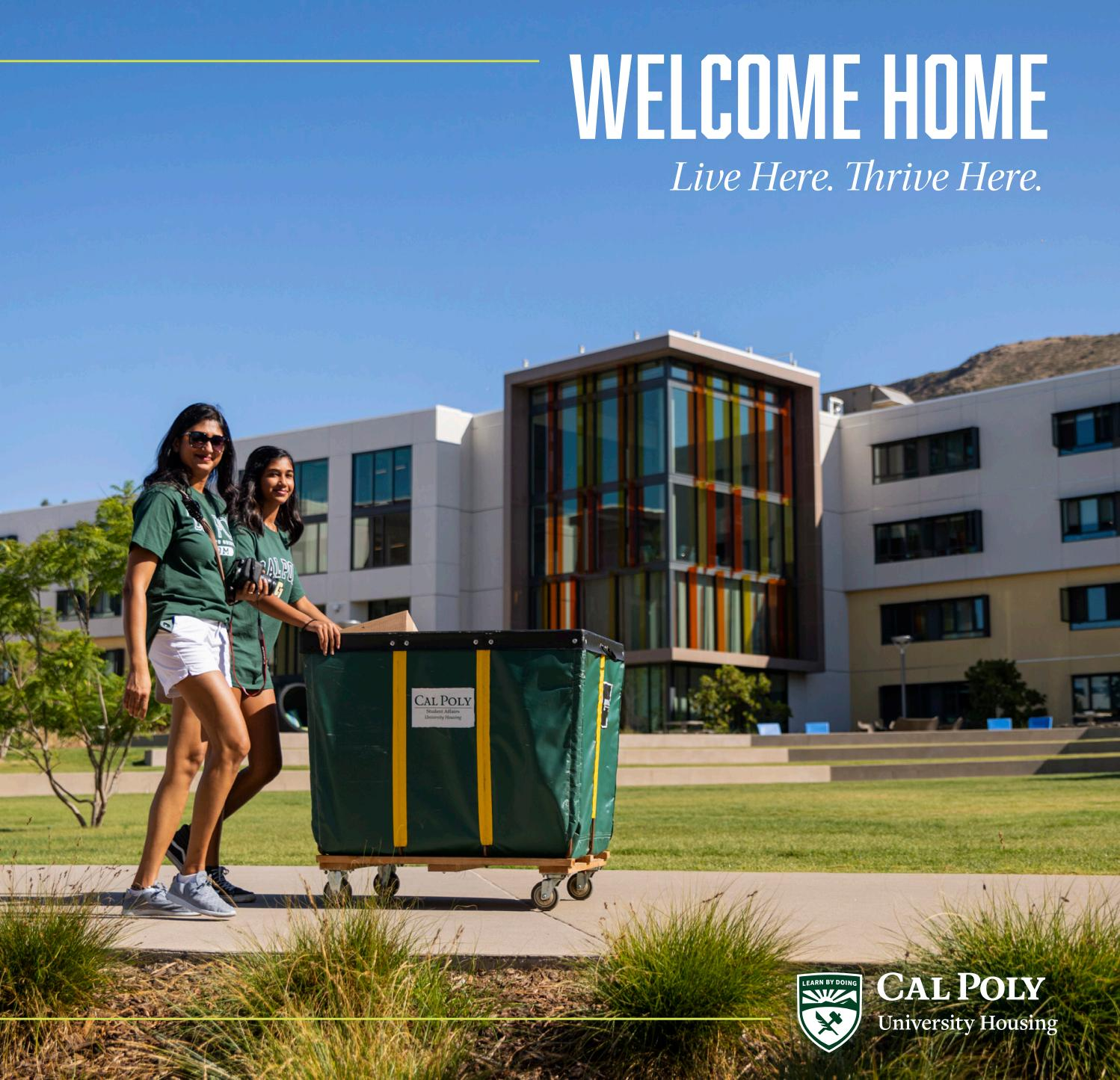 Housing Information For New Students