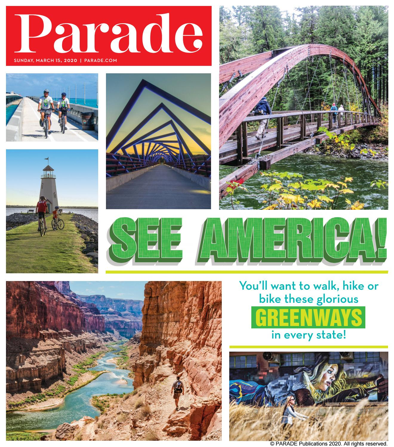 Parade Magazine In The Greeneville Sun March 14 By The Greeneville Sun Issuu