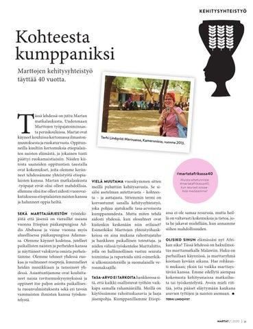 Page 31 of Kohteesta kumppaniksi