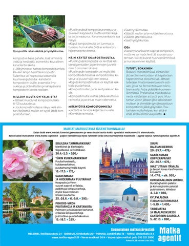 Page 39 of Kannattaa kompostoida