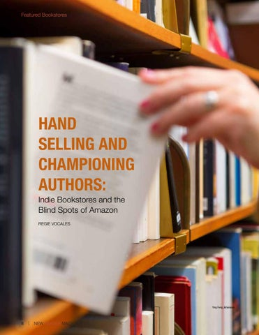 Page 8 of Hand Selling and Championing Authors