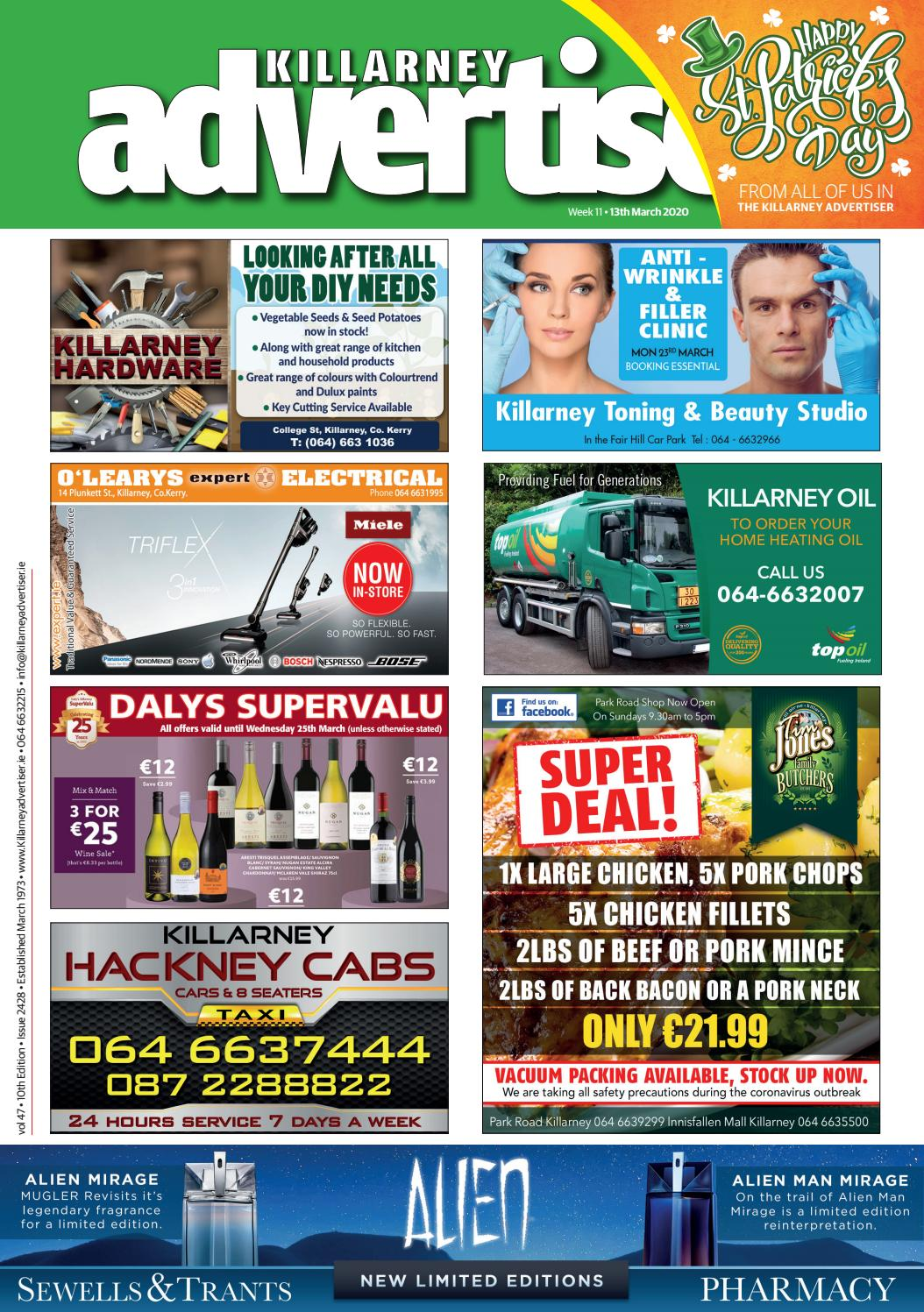 Trains Mallow to Killarney | Cheap Tickets & Times | Trainline