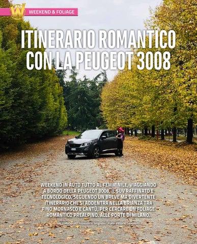 Page 30 of WEEKEND ROMANTICO CON LA PEUGEOT 3008