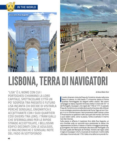 Page 40 of IN THE WORLD: LISBONA