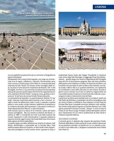 Page 41 of IN THE WORLD: LISBONA