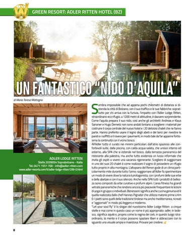 Page 8 of GREEN RESORT