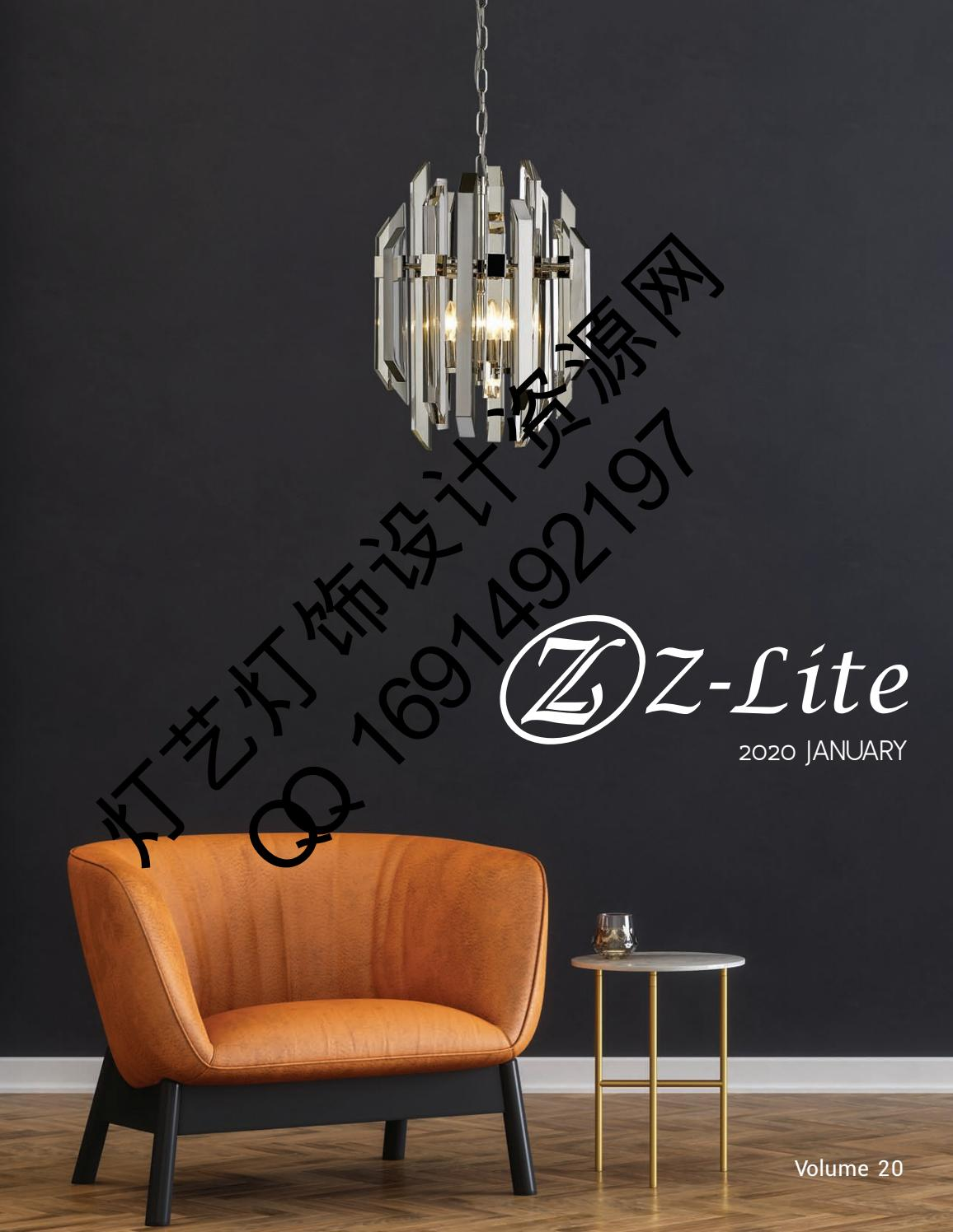 Z Lite Lighting 2020 By Qq1691492197 Issuu