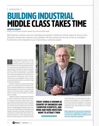 Page 18 of BUILDING INDUSTRIAL MIDDLE CLASS TAKES TIME