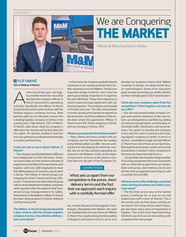 Page 24 of WE ARE CONQUERING THE MARKET