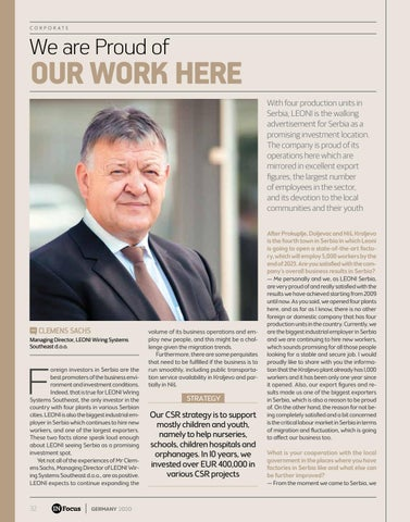 Page 32 of WE ARE PROUD OF OUR WORK HERE