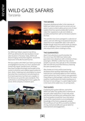 Page 20 of Wild Gaze Safaris
