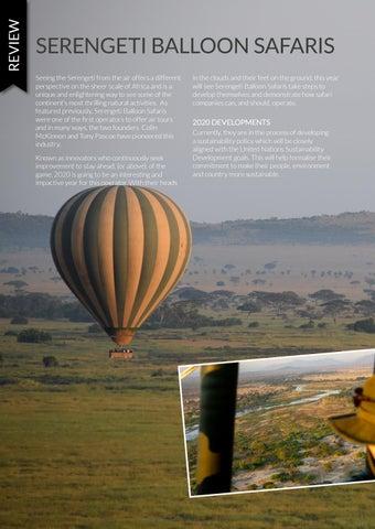 Page 22 of Serengeti Balloon Safaris