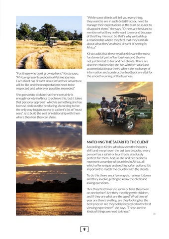 Page 9 of Traversing Africa