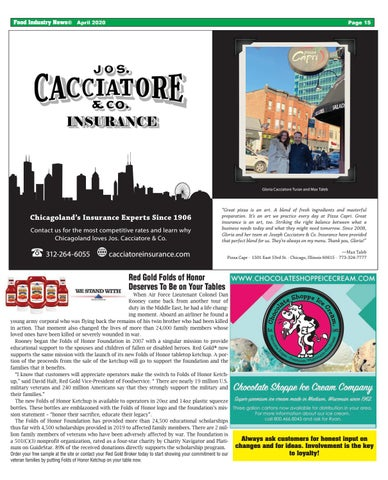 Page 15 of AROUND CHICAGO: CHELAS EATERY