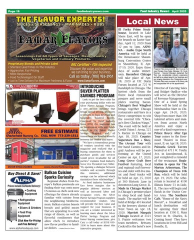 Page 16 of CHICAGOLAND NEWS