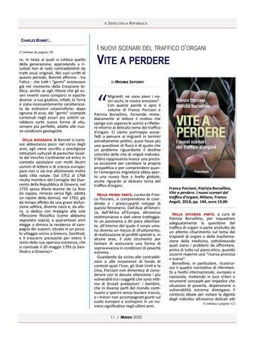 Page 11 of ALMANACCO. CHARLES BONNET FISIOLOGO PSICOLOGO E FILOSOFO