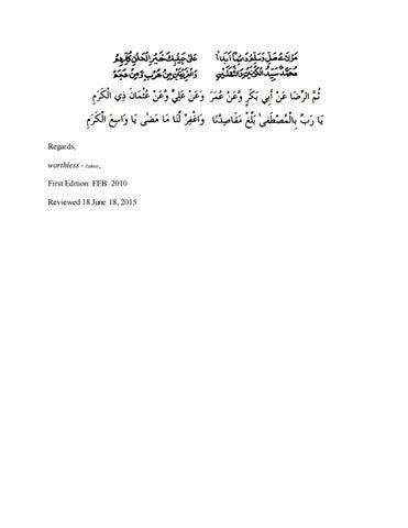 Page 6 of Muhabbat ul Asraar English