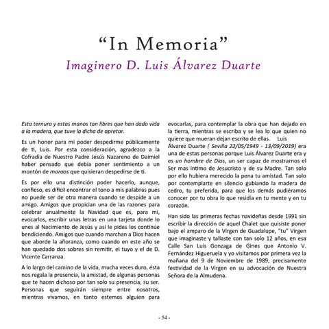 Page 54 of In Memoria