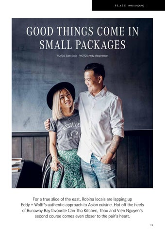 Page 19 of GOOD THINGS COME IN SMALL PACKAGES