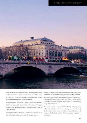 Page 23 of PRENDRE LE TEMPS À PARIS