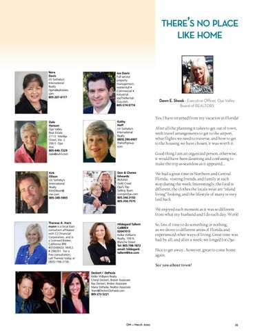 Page 35 of Who's Who In Ojai