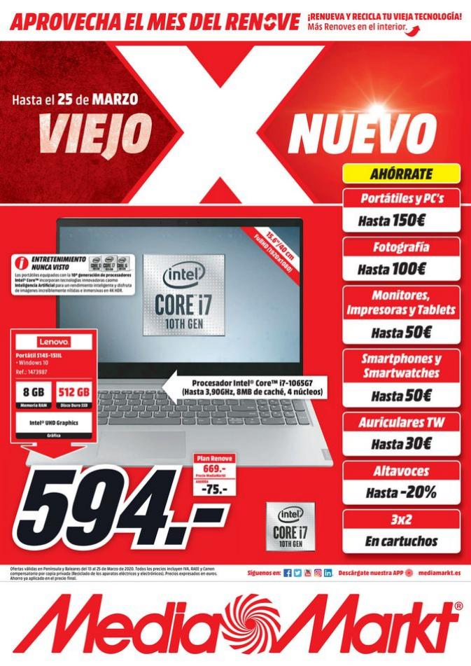 Catalogo Media Markt Plan Renove Ii By Ofertas Supermercados Issuu