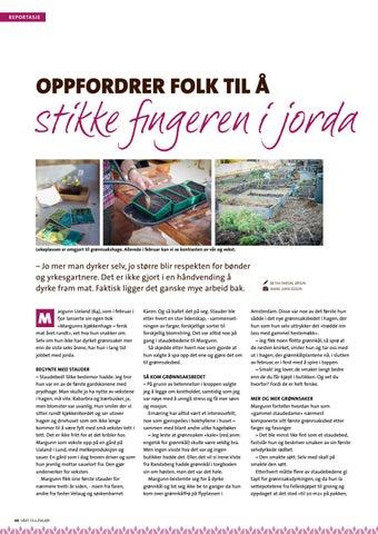 Page 48 of Oppfordrer folk til å stikke fingeren i jorda