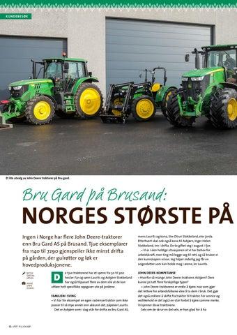 Page 52 of Bru gard: Norges største på John Deere