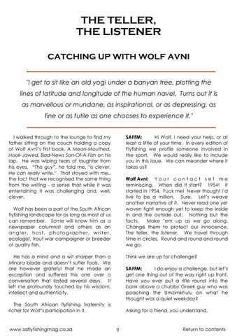 Page 9 of Interview with Wolf Avni