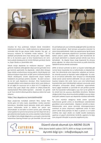 """Page 35 of M.Baki ASUTAY """"Su depolarının temizlik ve dezenfeksiyonu"""