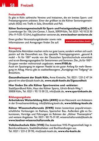 Page 58 of Freizeit