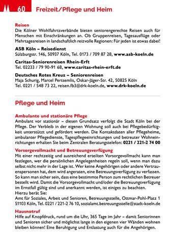 Page 60 of Pflege und Heim