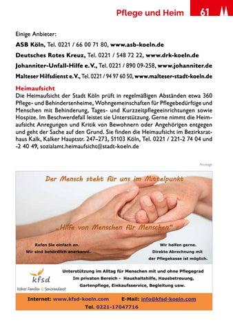Page 61 of Pflege und Heim