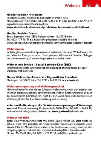 Page 63 of Wohnen