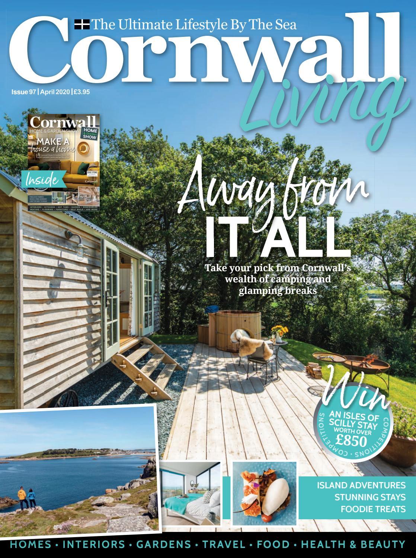 Cornwall Living 97 By Engine House Media Issuu