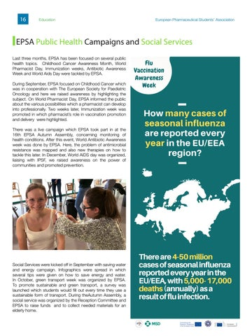 Page 16 of EPSA Public Health Campaigns and Social Services