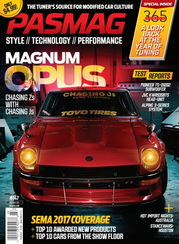PASMAG - Issue 147 - Feb/Mar by PPG Media - issuu