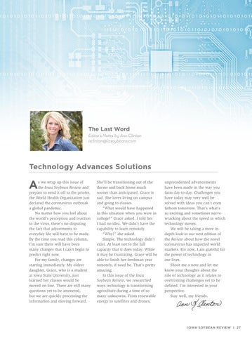 Page 27 of Technology Advances Solutions
