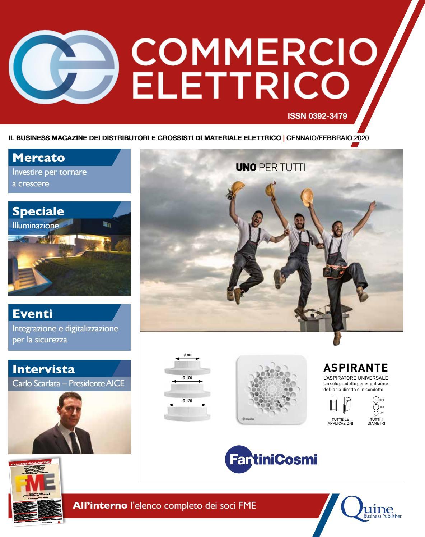 Termosanitaria San Vito Dei Normanni commercio elettrico – gennaio/febbraio 2020 by quine