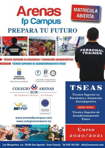 Page 23 of Colegio Arenas Sur: Ayudándote a elegir tu futuro
