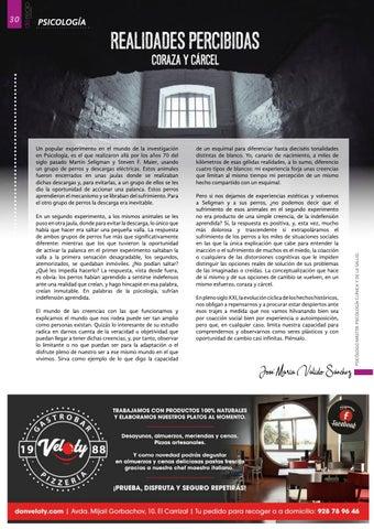 Page 30 of Realidades percibidas: coraza y cárcel