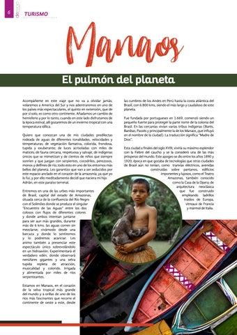 Page 6 of Manaos: El pulmón del planeta