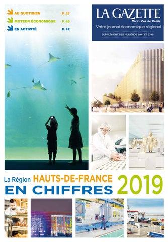 Gazette Nord Pas De Calais Guide Des Chiffres Hauts De France 2019 By Tduhin Issuu