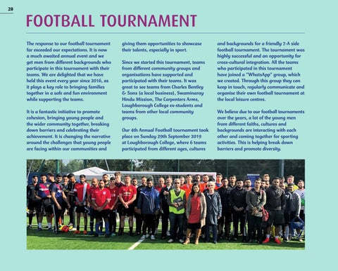 Page 28 of FOOTBALL TOURNAMENT