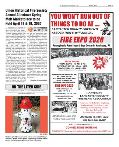 Page 15 of Fire Expo 2020
