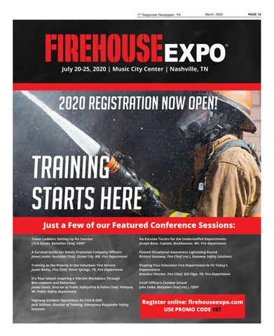 Page 19 of Firehouse Expo
