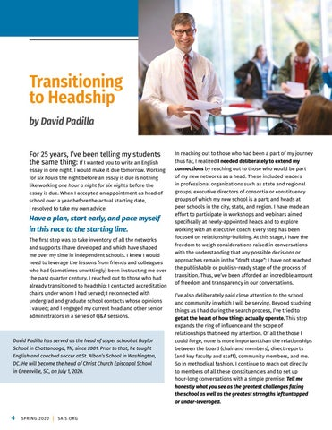 Page 6 of Transitioning to Headship by David Padilla