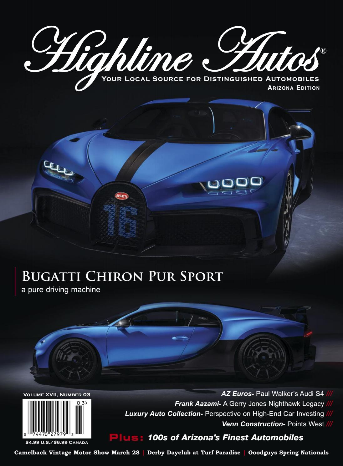 Highline Autos Volume Xvii Number 03 By Highline Autos Issuu