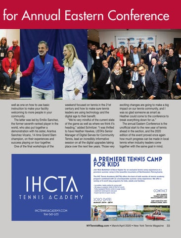 Page 35 of Tennis Industry Comes Together for Annual Eastern Conference