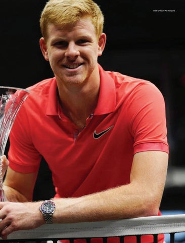 Page 37 of Englishman in New York: Great Britain's Kyle Edmund Hoists New